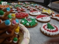 Christmas Gingerbread Tree & Biscuits