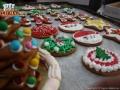 Χριστουγεννιάτικο δέντρο & μπισκότα τζίντζερ