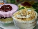 Fresh Mille-feuille cream