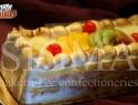 Fruit loaf meringue