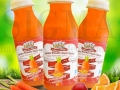 Daily fresh squeezed carrot juice