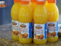Daily fresh squeezed orange juice