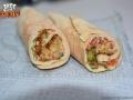 Αραβική πίτα φαλάφελ