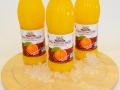 Φρεσκοστυμμένος χυμός πορτοκάλι