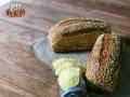 Ψωμί με σπόρους Chia