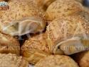 Mini Haloumi cheese pies