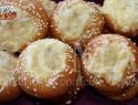 Mini Round Ham & Cheese pies