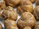 Mini Tachini pies with honey