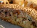 Haloumoti - Haloumi cheese pie