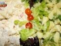 Potato mayonnaise salad