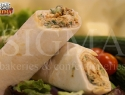 Chicken Tikka wrap in Sigma tortilla