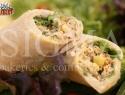 Tuna wrap in Sigma tortilla