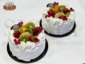 Fruit Fantasy Cake