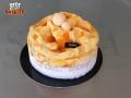 Gelato Cake - Coco Mango