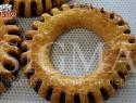 Chocolate pie trochos